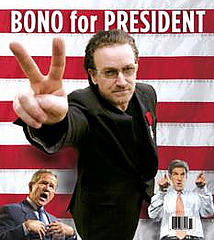 Bono for President