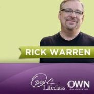 "Muslim Woman Concludes ""Islam Is All About Living A Purpose-Driven Life"" After Hearing Rick Warren on 'Lifeclass'"