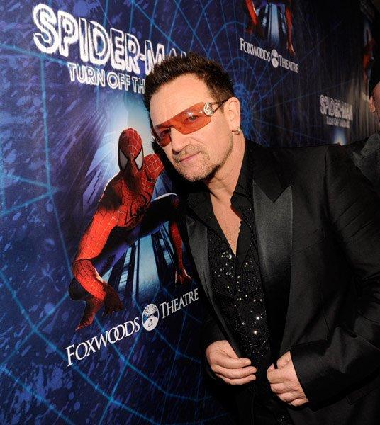 Boozy Bono Tanked Spider-Man Meeting, Lawsuit Says