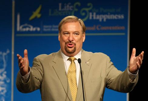 Rick Warren Now Cozier With Islam?
