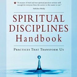 "The ""Spiritual Disciplines Handbook"""