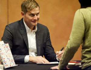 Rob Bell Emerges Out of the Closet…and the Wool (Again)