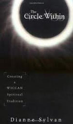 A book on witchcraft that focuses on drawing circles to fulfill your desires.