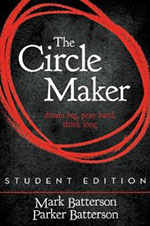 The Circle Maker is being marketed to Christian youth.