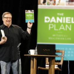 "Rick Warren's New Book ""Daniel Plan: 40 Days to a Healthier Life"" Awash With Doctrines of Demons"