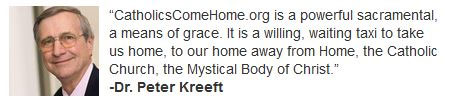 Peter Kreeft Endorsement