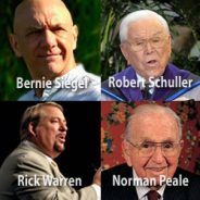 Peale, Schuller, Warren and New Age Leader Bernie Siegel
